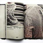 """Oliwer Mastalerz, """"Uneven"""" - książka o fakturze w tkaninie"""