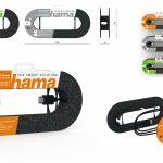 Agata Budner eco redesign kable Hama