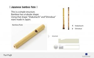 Yui Fujii, Original Whistle