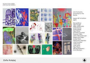 Zofia Kołątaj, ASP WAW - Collage Colleague